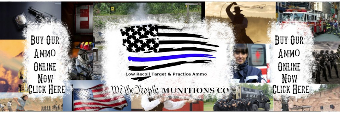We The People Ammunition