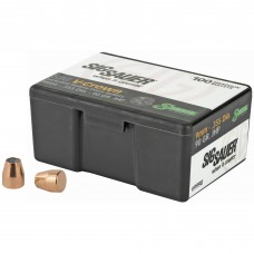Sierra Bullets, V-Crown, 9MM, 90Gr, .355 Diameter, Jacketed Hollow Point, 100 Round Box
